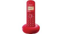 Ασύρματο Τηλέφωνο Panasonic KX-TGB210GRR Red