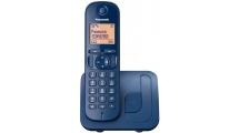 Ασύρματο Τηλέφωνο Panasonic KX-TGC210GRC Blue