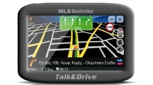 MLS Destinator Talk&Drive 433 (Greece&Cyprus)