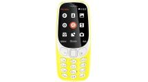 Κινητό Τηλέφωνο Nokia 3310 Dual Sim Yellow