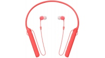 Ακουστικά Bluetooth Handsfree Sony WIC400R Red