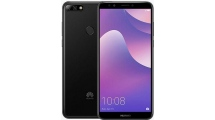 Smartphone Huawei Y7 Prime 2018 32GB Dual Sim Black