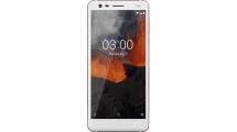 Smartphone Nokia 3.1 16GB Dual Sim White