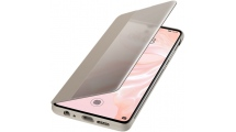 Θήκη Huawei P30 Smart View Flip Cover Khaki