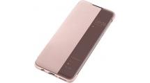 Θήκη Huawei P30 Lite View Cover Pink