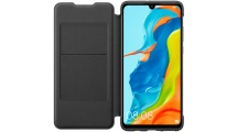 Θήκη Huawei P30 Lite Wallet Cover Black
