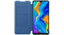 Θήκη Huawei P30 Lite Wallet Cover Blue