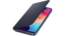 Θήκη Samsung Galaxy A50 Flip Wallet Cover Black