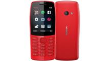 Κινητό Τηλέφωνο Nokia 210 Dual Sim Red