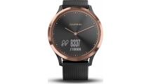 SmartWatch Garmin Vivomove HR Rose Gold/Black S/M