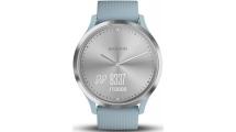 SmartWatch Garmin Vivomove HR Silver/Sea Foam S/M