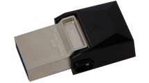USB Stick Kingston MicroDuo DTDUO3/16GB USB3.0 16GB Black