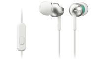 Ακουστικά Handsfree Sony MDREX110APW White