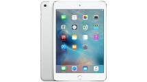 Apple iPad mini 4 Wi-Fi & Cellular 128GB Silver (MK772RK/A)