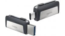 USB Stick Sandisk Dual Drive USB 3.1 Type C 16GB SDDDC2-016G-G46