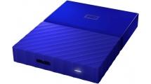 Εξωτερικός Σκληρός Δίσκος WD My Passport 1TB 2.5'' USB 3.0 Blue