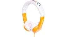 Ακουστικά Onanoff Foldable BuddyPhones with BuddyCable Orange