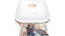 Εκτυπωτής HP Sprocket Photo White
