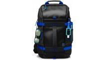 Τσάντα Πλάτης 15.6'' HP Odyssey Sport Backpack Black/Blue