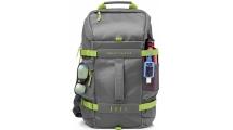 Τσάντα Πλάτης 15.6'' HP Odyssey Sport Backpack Grey/Green