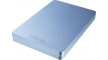 Εξωτερικός Σκληρός Δίσκος Toshiba Canvio Premium 1TB Alu 2.5'' USB 3.0 Blue + PMT750