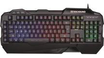 Πληκτρολόγιο Gaming Zeroground KB-2500G HANZO v2.0