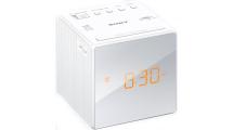 Ραδιορολόι Sony ICFC1W Λευκό