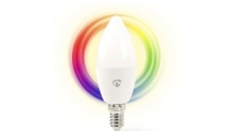 WiFi Smart Bulb Nedis WIFILC10WTE14