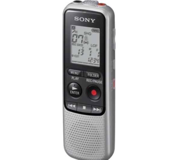 Voice Recorder Sony ICDBX140