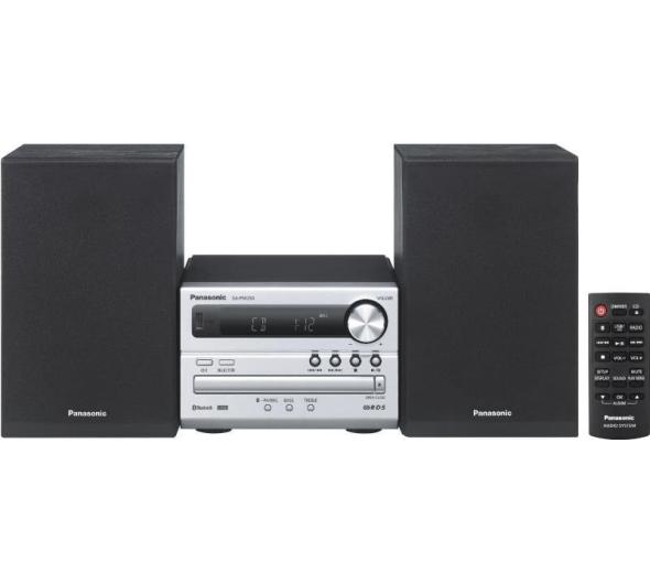 Ηχοσύστημα Mini Panasonic SC-PM250EG-S