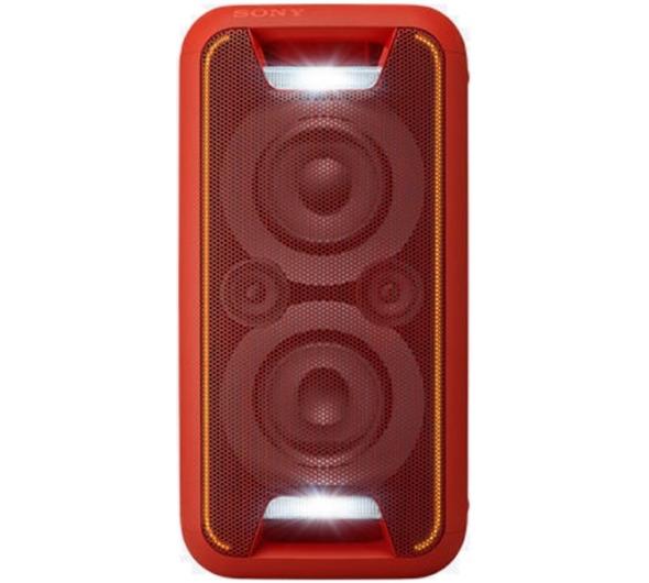 Φορητό Ηχείο Sony GTKXB5R Κόκκινο
