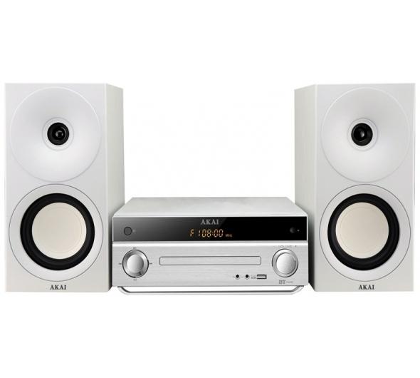 Ηχοσύστημα Micro Akai AM-301W Λευκό