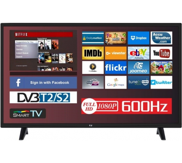TV F&U FLS32213H 32'' Smart Full HD