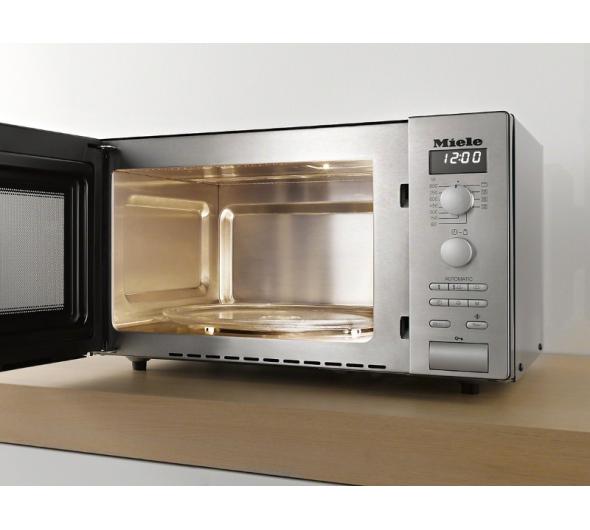 Φούρνος Μικροκυμάτων Miele Μ 6012 SC Inox