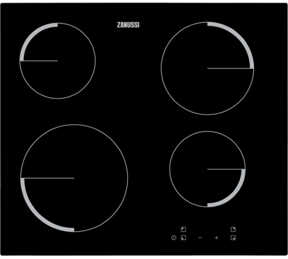 Εστία Κουζίνας Zanussi ZEV 6240FBA