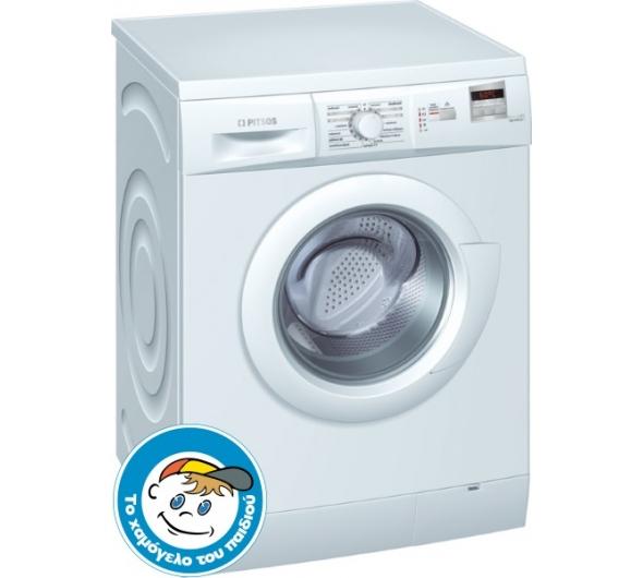 Πλυντήριο Ρούχων Pitsos WFP1203C7 7 kg A+++