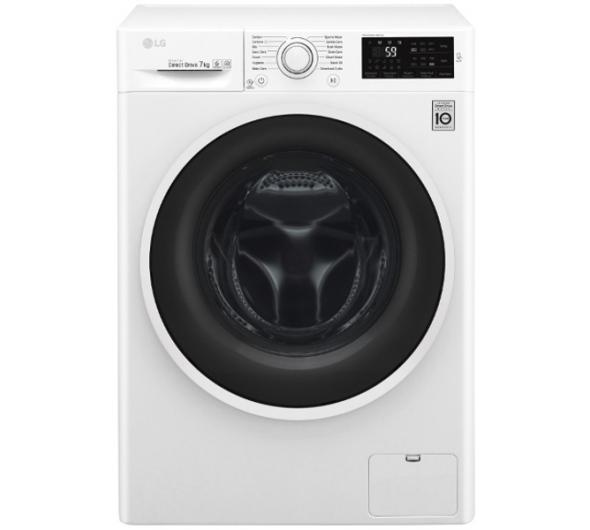Πλυντήριο Ρούχων LG F4J6QN0W 7 kg A+++ -30%