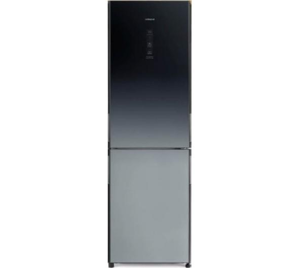 Ψυγειοκαταψύκτης Hitachi R-BG410PRU6X Γκρι Γυαλί Α++