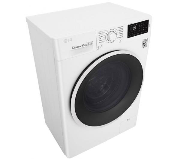 Πλυντήριο Ρούχων LG F2J6WN0W 6,5 kg A+++