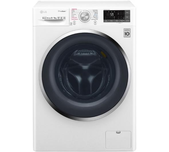 Πλυντήριο - Στεγνωτήριο LG F4J8FH2W 9 kg/6 kg Α