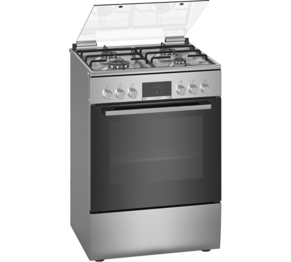 Κουζίνα Μικτή Bosch HXR390D50 Inox A