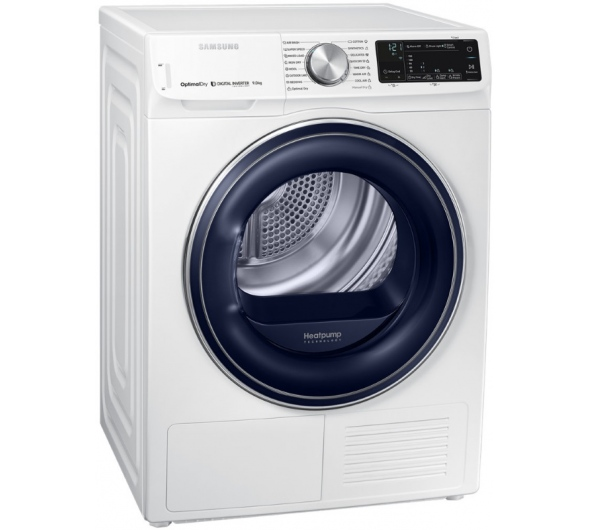 Στεγνωτήριο Ρούχων Samsung DV90N62632W 9 kg A+++