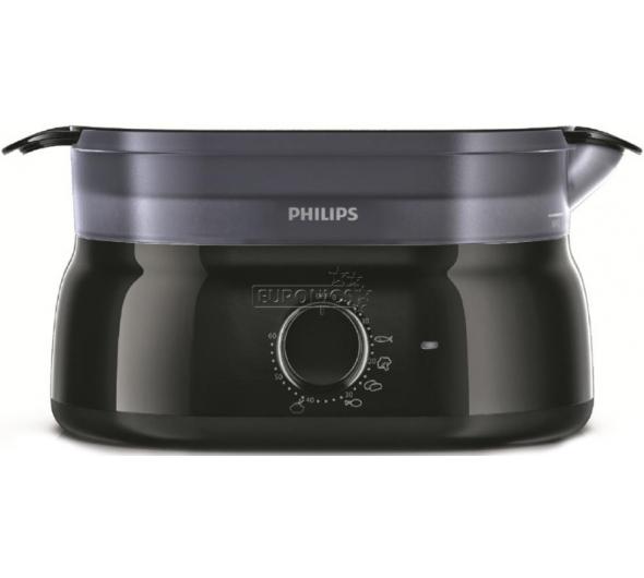 Ατμομάγειρας Philips HD9126/00 Μαύρο
