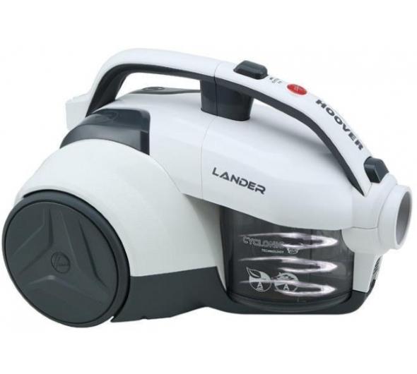 Σκούπα Ηλεκτρική Hoover Lander LA71 LA10011 Λευκό/Γκρί