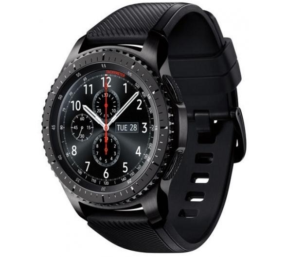 SmartWatch Samsung Gear S3 Frontier Black
