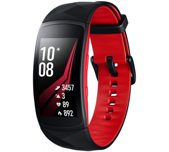 Samsung Gear Fit 2 Pro Large Red
