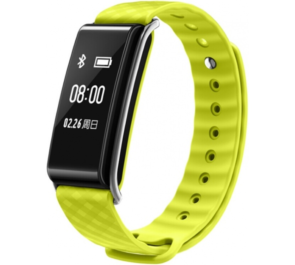 Huawei Color Band A2 Yellow-Green