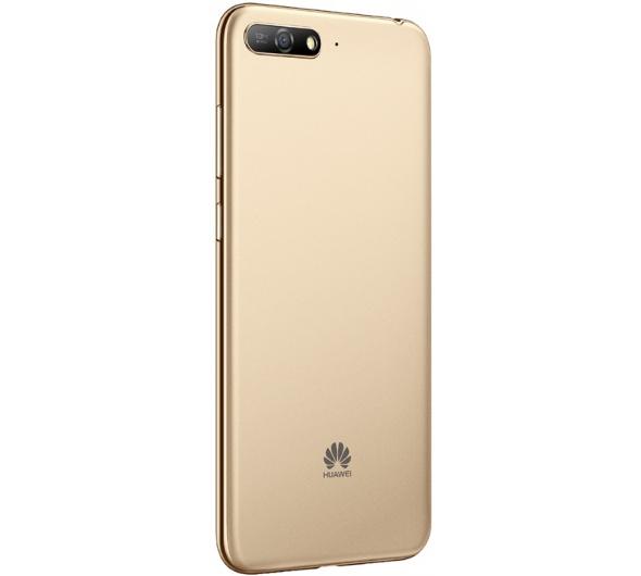 Smartphone Huawei Y6 2018 16GB Dual Sim Gold