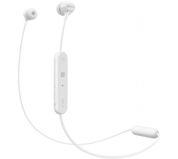 Ακουστικά Bluetooth Handsfree Sony WI-C300W White
