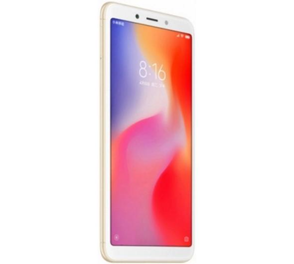 Smartphone Xiaomi Redmi 6 32GB Dual Sim Gold
